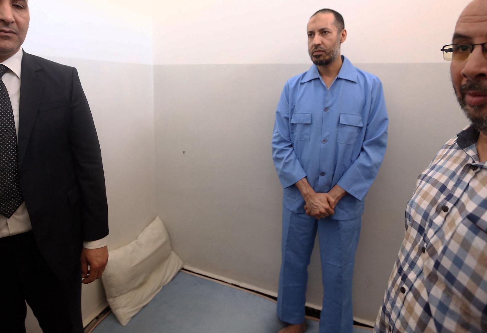 محامي أسرة القذافي: سنلجأ إلى المحاكم الدولية إذا لم يتم الإفراج عن الساعدي