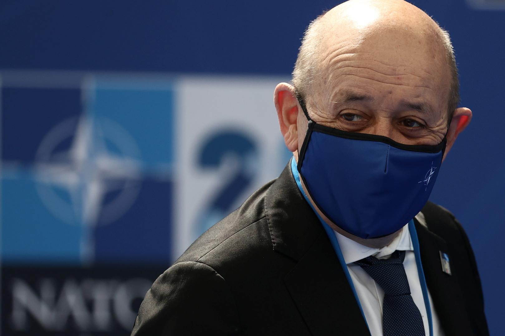 فرنسا: دخلنا مرحلة وقف إطلاق نار لفظي مع تركيا