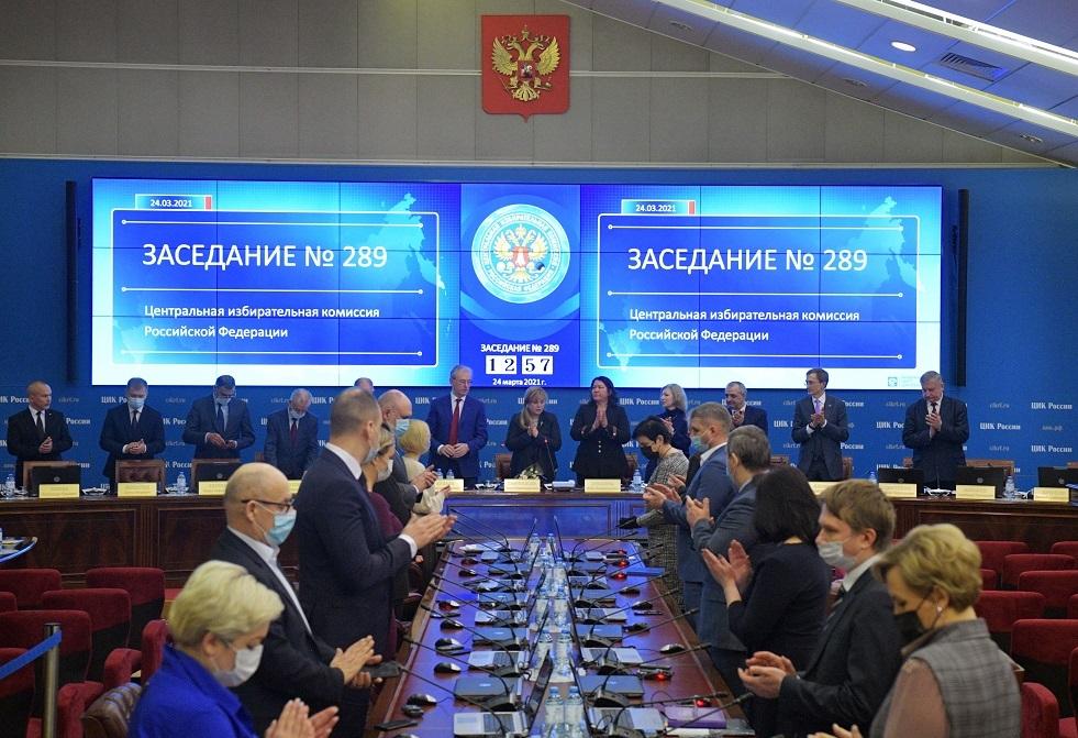 روسيا.. اللجنة المركزية تقترح إجراء الانتخابات على مدى 3 أيام