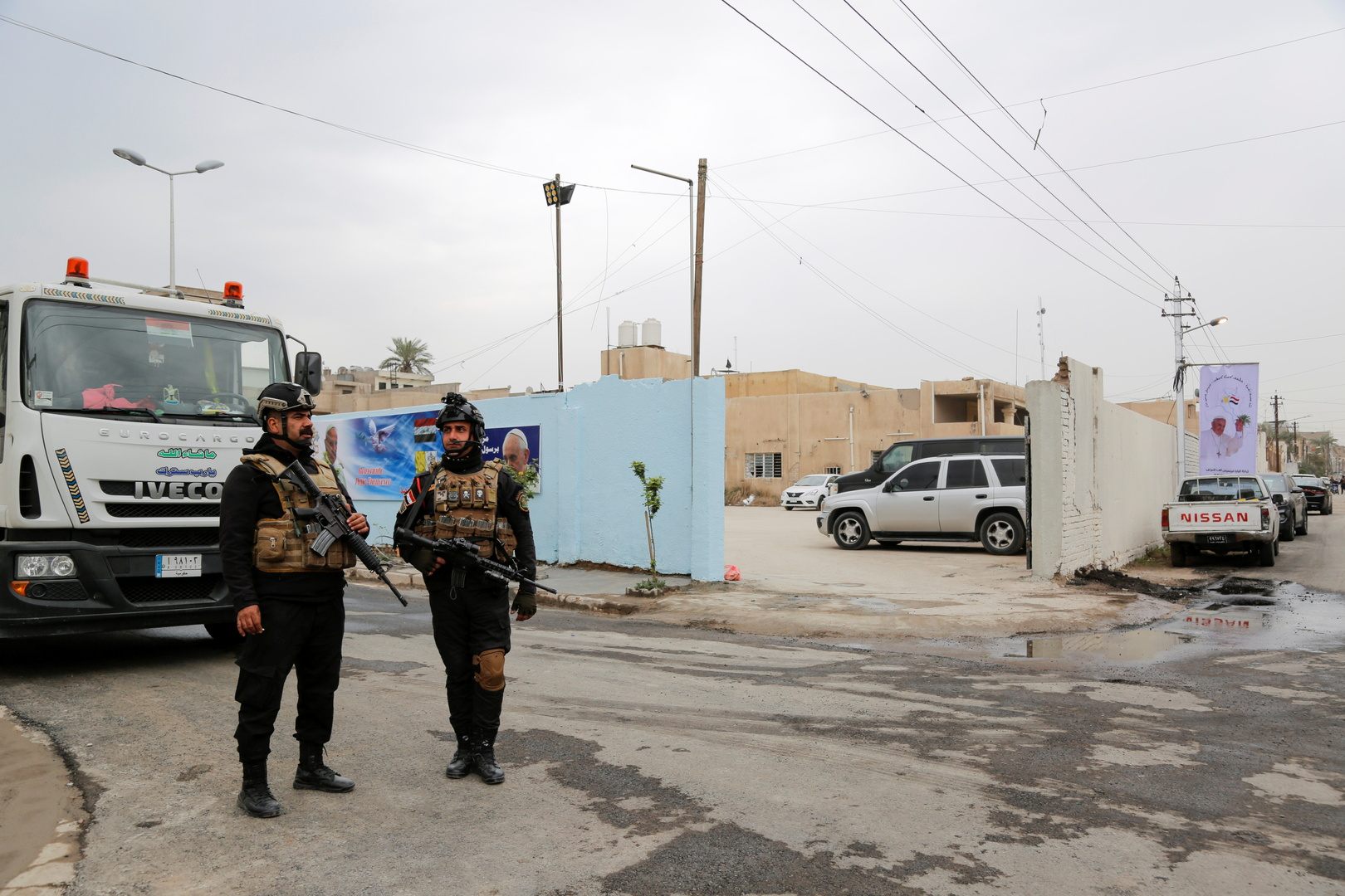 الأمن العراقي يقبض على أجنبيين يزاولان مهنة الطب بلا شهادة جامعية
