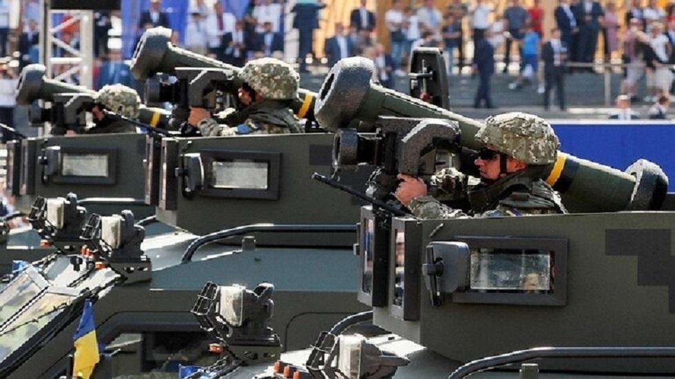 الأسلحة الأمريكية في أوكرانيا - أرشيف
