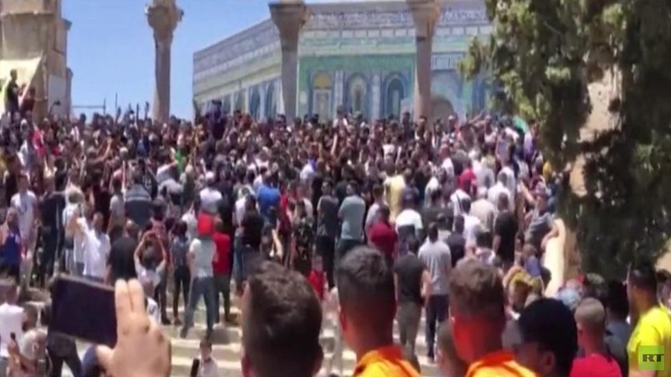 إصابات بين الفلسطينيين في القدس والضفة