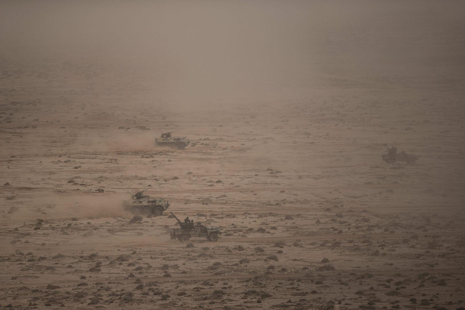 اختتام مناورات عسكرية بقيادة أمريكية في المغرب (صور)