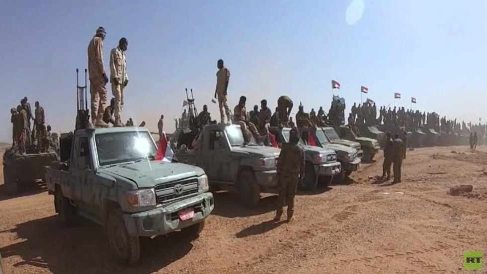 مجلس السيادة السوداني يشكل قوات مشتركة