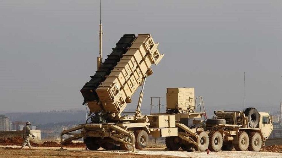 """منظومة صواريخ """"باتريوت"""" الأمريكية - أرشيف"""
