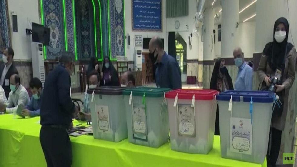 RT تواكب عملية الاقتراع بانتخابات إيران