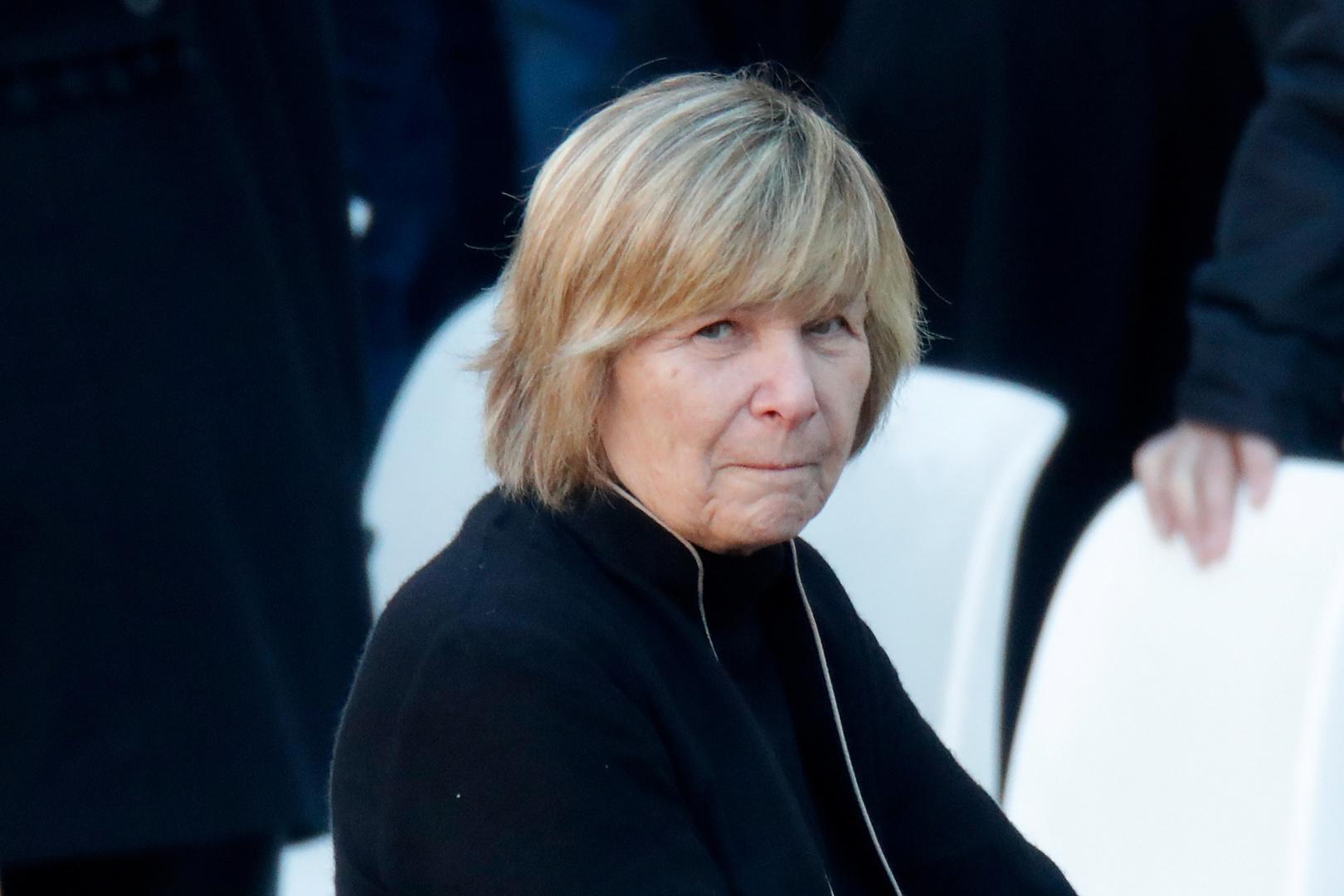 الصحفية الفرنسية ميمي مارشان