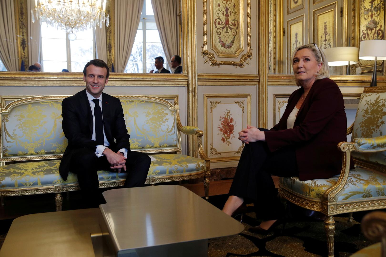الانتخابات المحلية في فرنسا.. تقدم حزب لوبان على حزب ماكرون