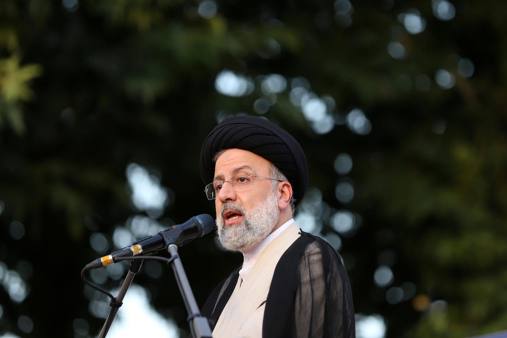 الرئيس الإيراني المنتخب: أتمنى أن أكون محل ثقة الشعب الذي انتخبني