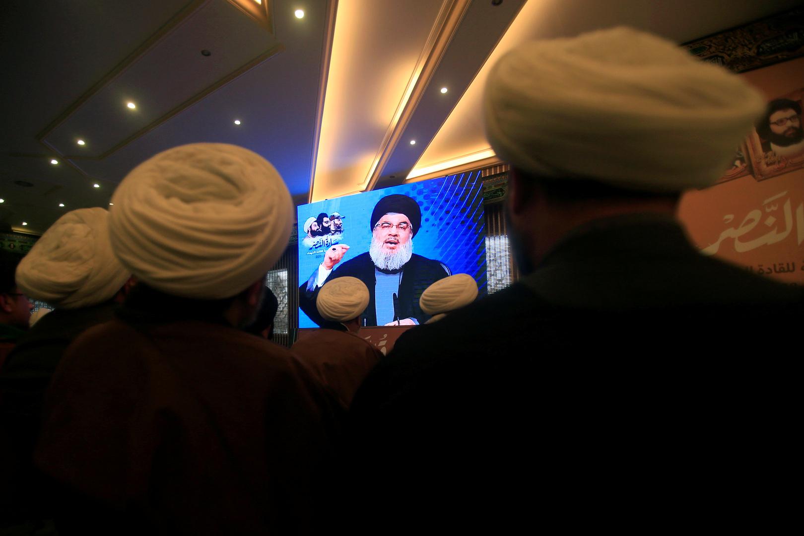 إعلام إيراني يتحدث عن ردة فعل نصرالله على انتخاب رئيسي