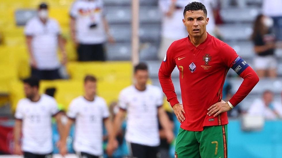 رونالدو يفتح باب الجحيم على البرتغال أمام ألمانيا في أمم أوروبا (فيديو)