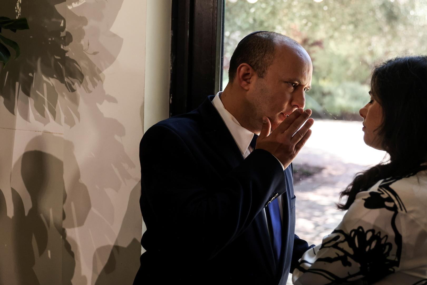نفتالي بينيت رئيس الحكومة الإسرائيلية