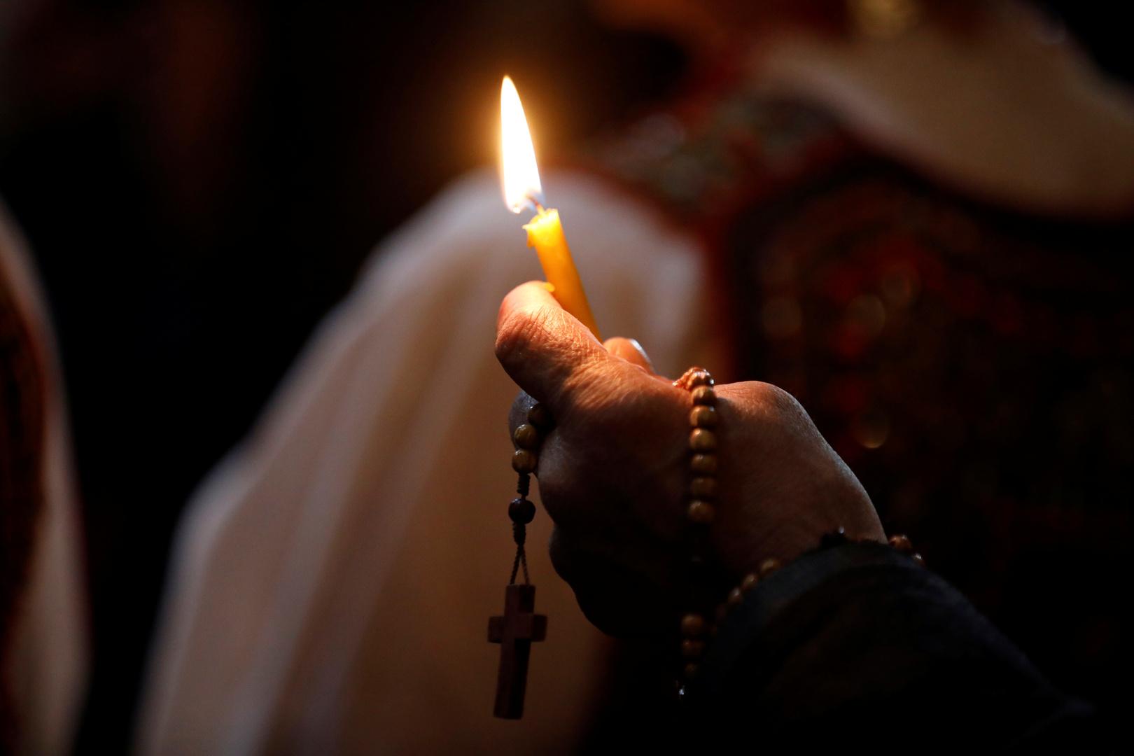 بطريركية الأقباط الأرثوذكس بالقدس تنشر صورة محتال جمع تبرعات ضخمة بدعوى ترميم كنيسة القيامة