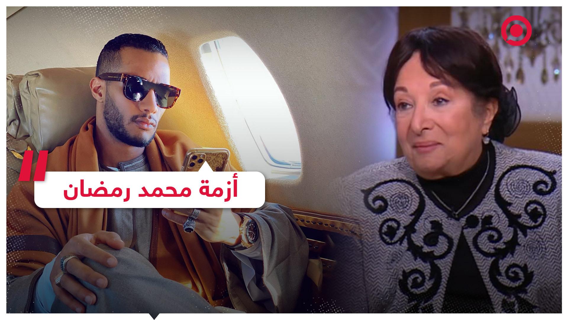 جدل يلاحق محمد رمضان بعد اتهامه بشتم فنانة مصرية