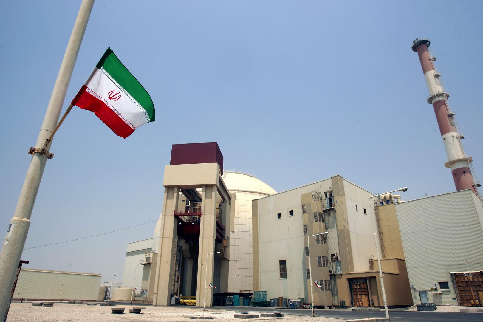 محطة بوشهر النووية في إيران