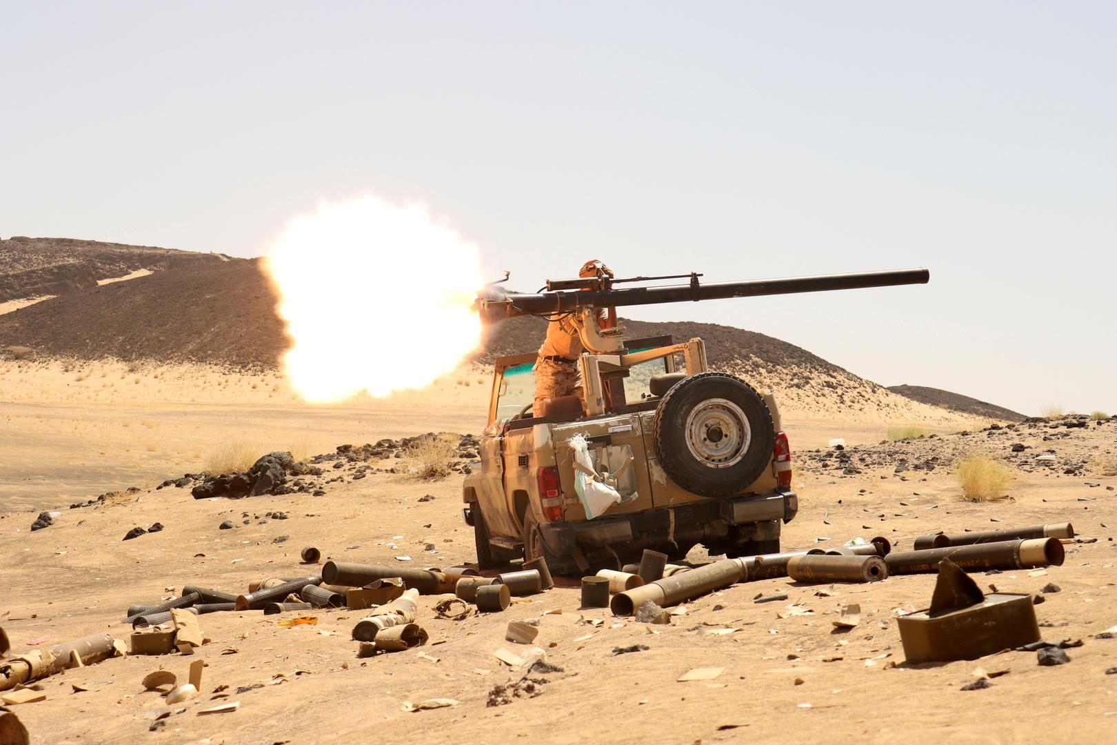 اليمن.. اشتداد المعارك بين الحوثيين والجيش اليمني في محيط مدينة مأرب