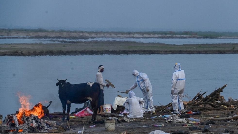 الهند تعلن ظهور طفرة جديدة لفيروس كورونا