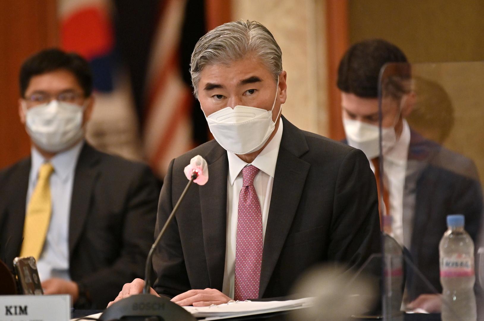 المبعوث الأمريكي الخاص لكوريا الشمالية سونغ كيم