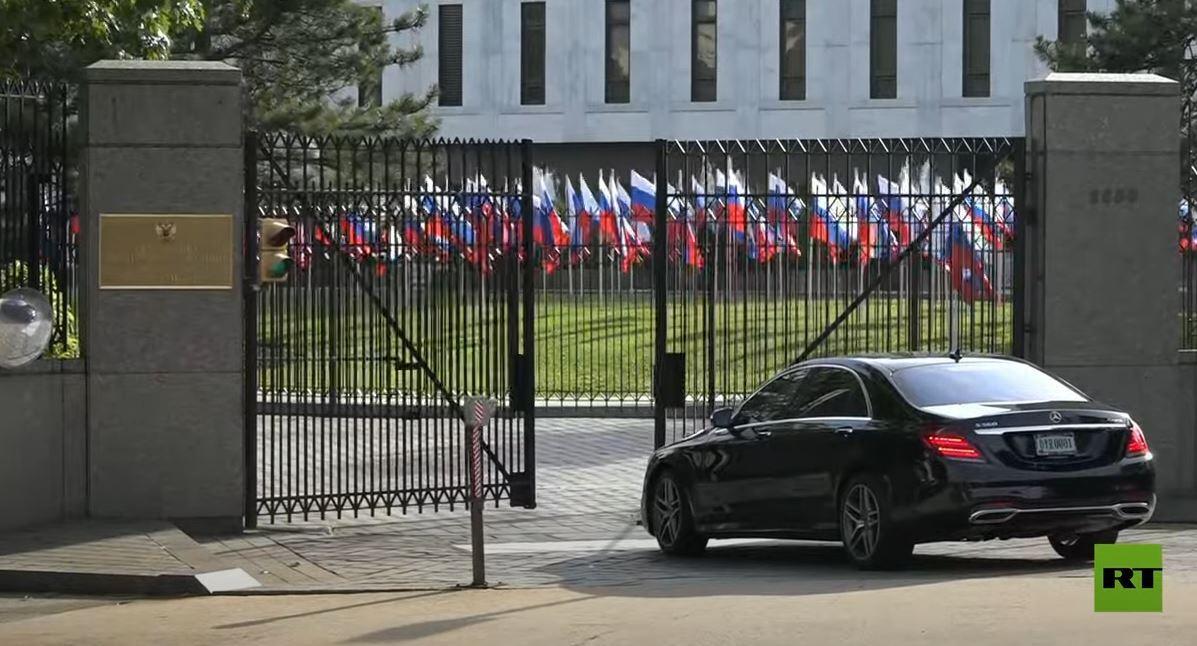 واشنطن: السفير الأمريكي لدى روسيا سيعود إلى موسكو هذا الأسبوع