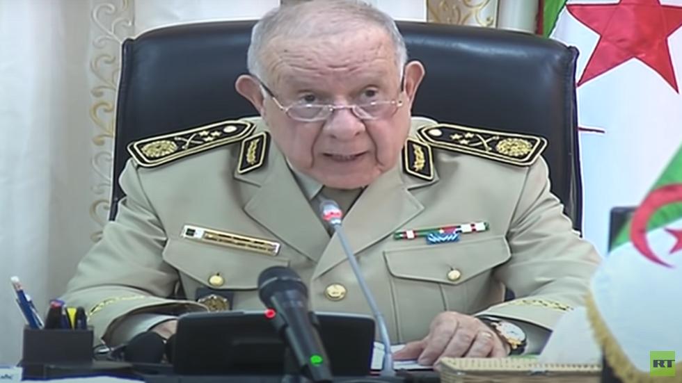 رئيس أركان الجيش الجزائري في زيارة رسمية إلى روسيا