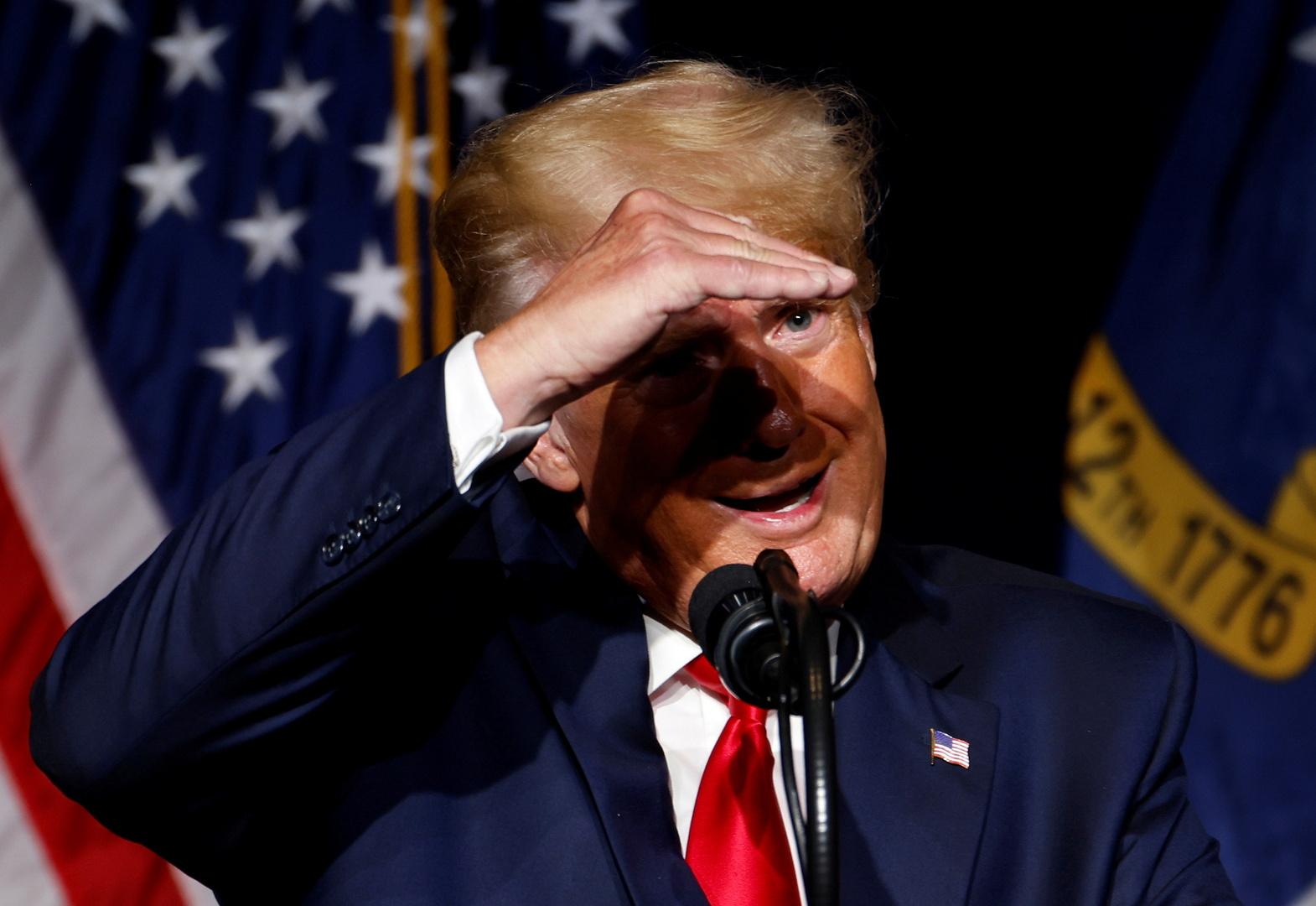 تقرير: ترامب فكر في إرسال سياح أمريكيين أصيبوا بكورونا إلى غوانتانامو