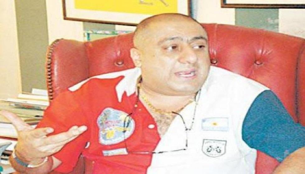 المخرج والمنتج المصري الراحل هاني جرجس فوزي