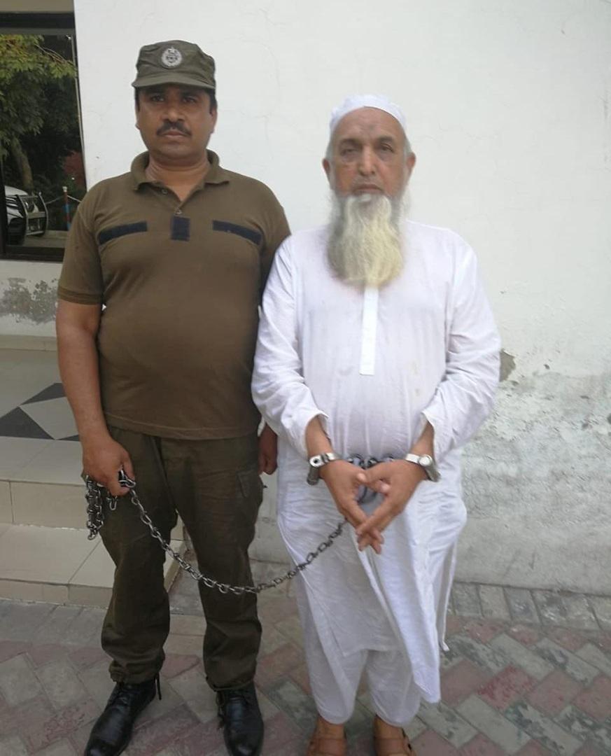 اعتقال رجل دين باكستاني بتهمة الاعتداء الجنسي
