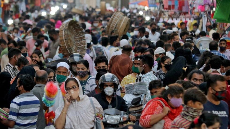 مدينة مومباي الهندية - أرشيف