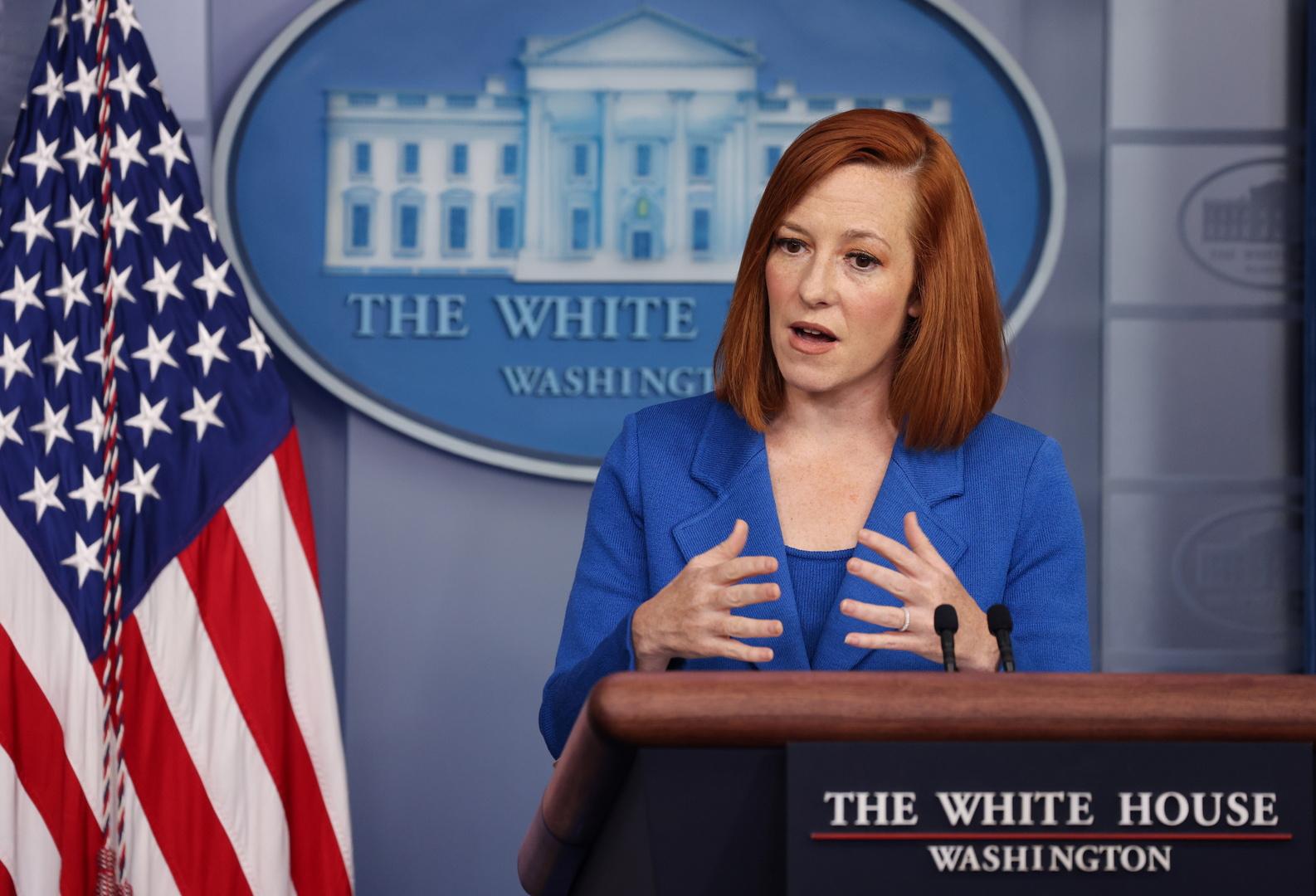 البيت الأبيض: لن نوجه أي إنذار لروسيا قبل الهجوم السيبراني عليها