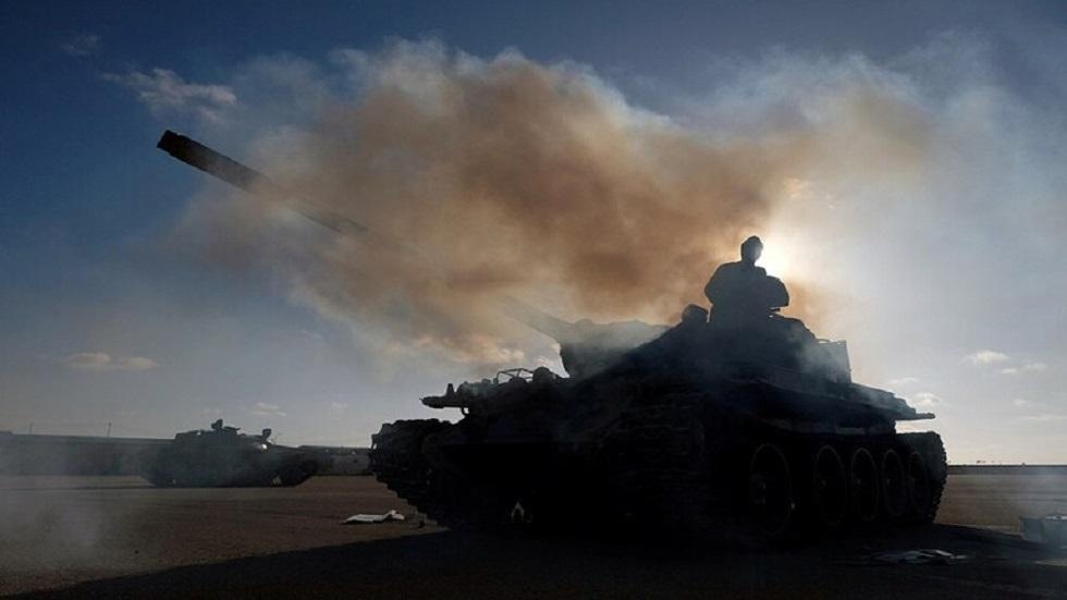 الحرب في ليبيا - أرشيف