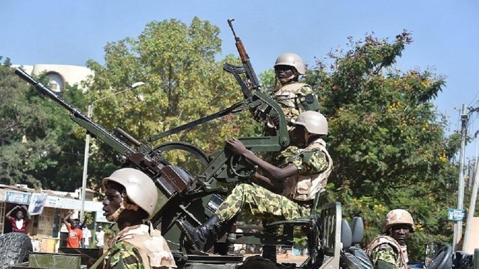 القضاء على 11 إرهابيا شرقي بوركينا فاسو