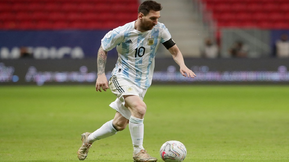 كوبا أمريكا.. ميسي يحقق رقما قياسيا في مباراة الأرجنتين وباراغواي