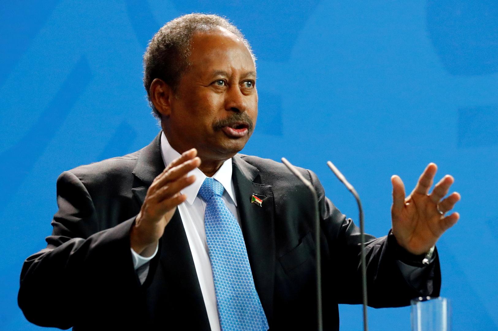 السودان.. حمدوك يطرح مبادرة حول الأزمة الوطنية وقضايا الانتقال الديمقراطي