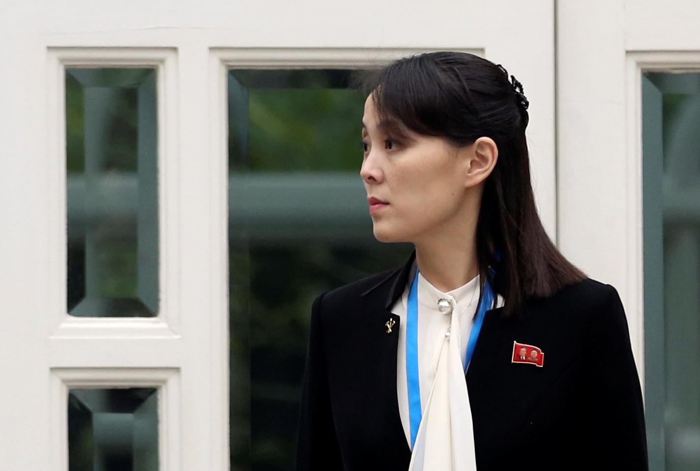 شقيقة زعيم كوريا الشمالية، أرشيف