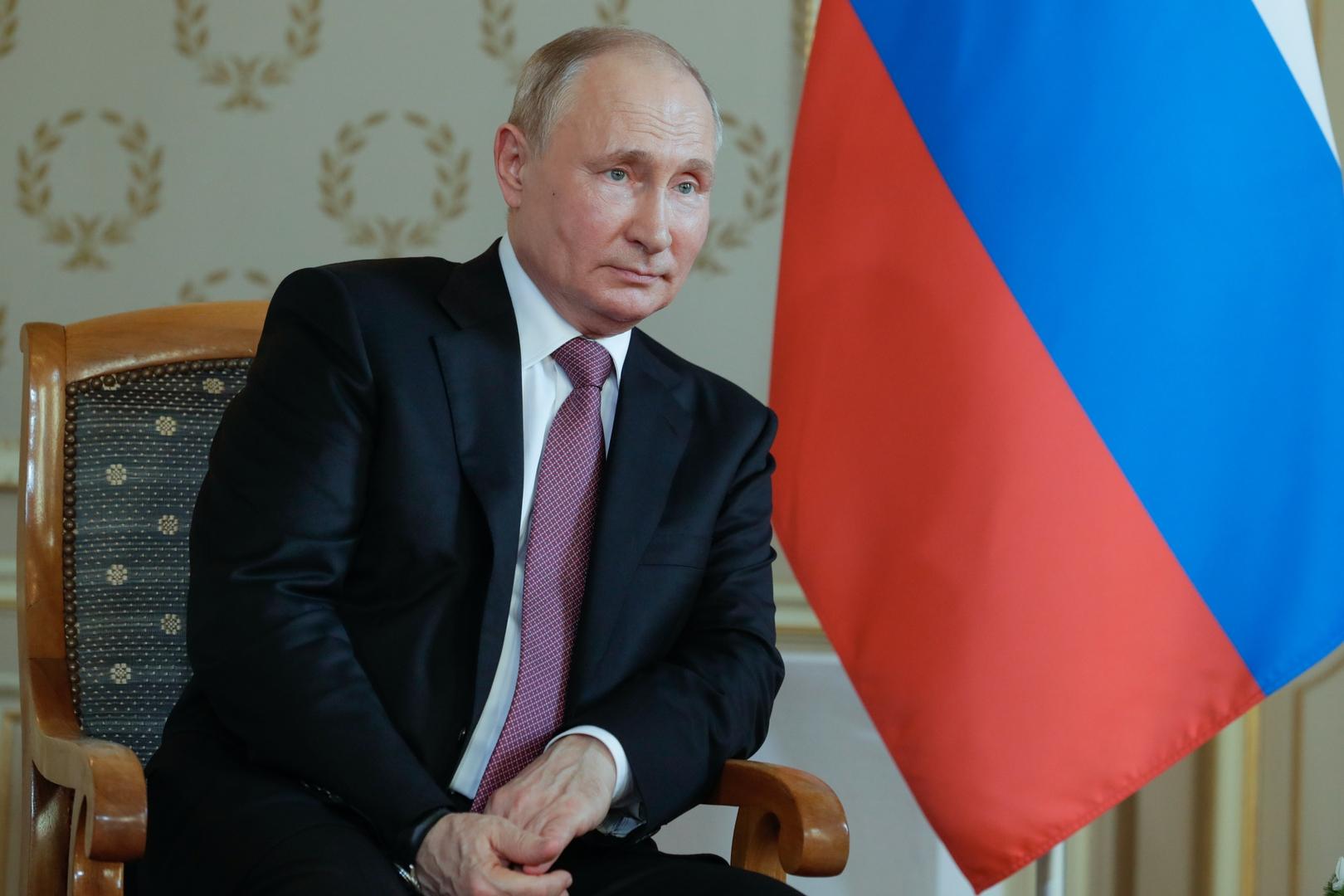 بوتين يستعرض محطات تطور الأوضاع في أوروبا ويكشف منابت