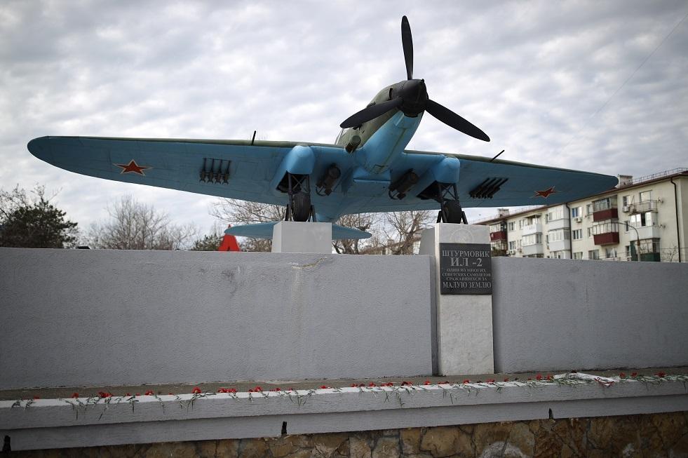 فنلندا.. افتتاح نصب تذكاري لطيار سوفيتي قتل خلال الحرب