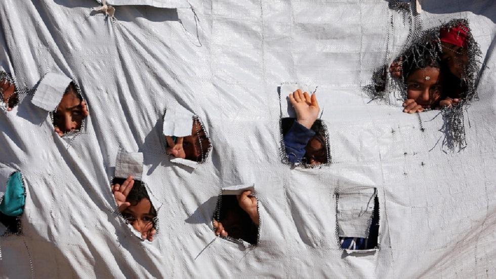 مطالبات بإعادة الأطفال الفرنسيين من مخيمات سوريا