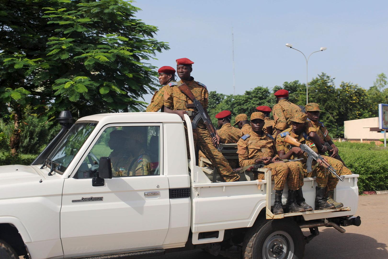 مقتل 11 شرطيا على الأقل في بوركينا فاسو