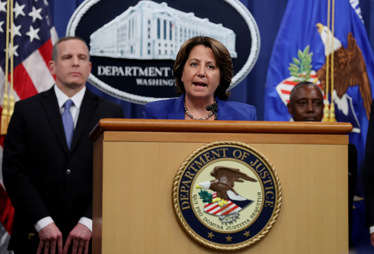 نائبة المدعي العام الأمريكي، ليزا موناكو