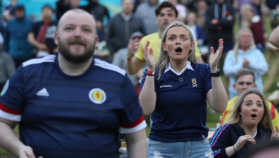 كرواتيا تقضي على أحلام إسكتلندا في