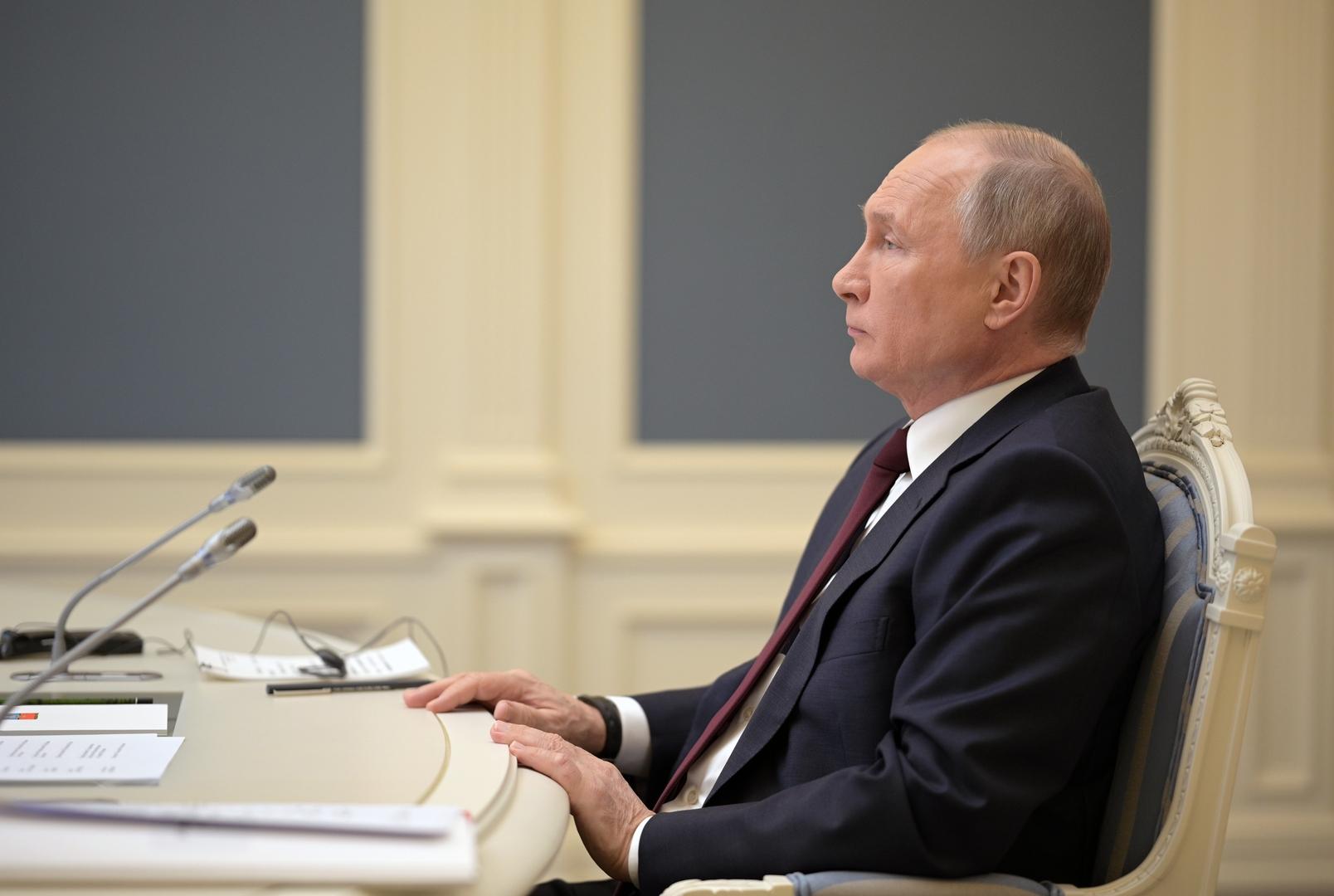 بوتين يحذر من تآكل القانون الدولي ويشدد على أهمية الأمم المتحدة