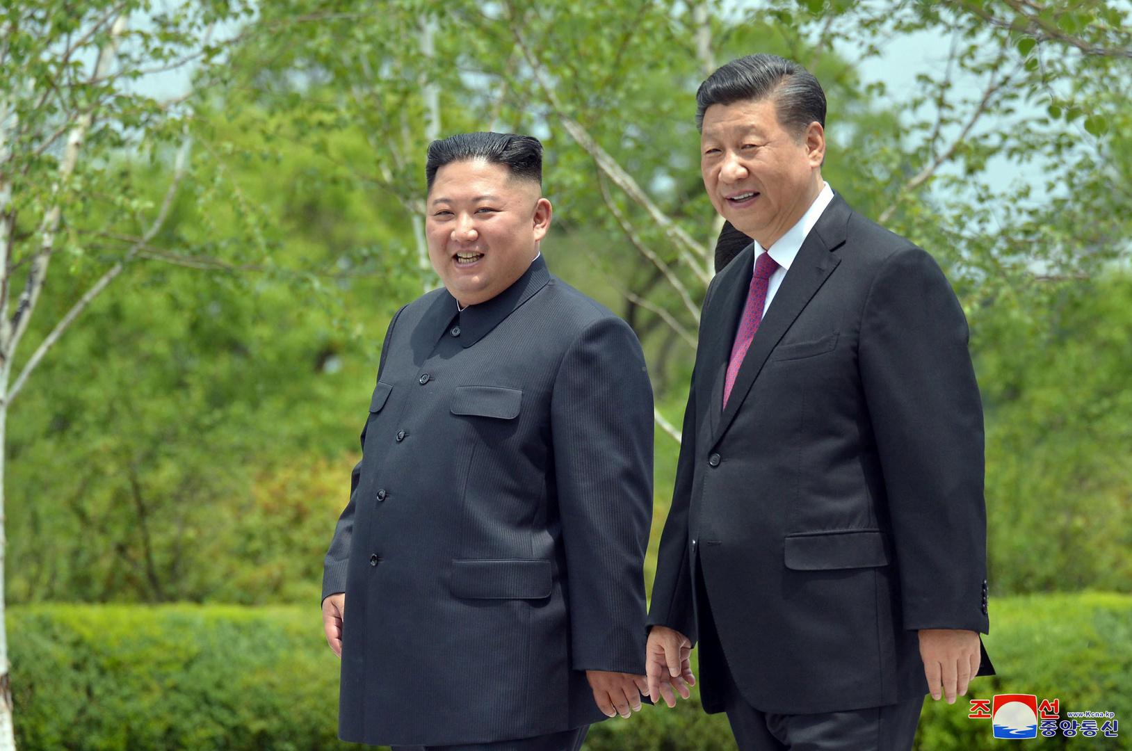 كوريا الشمالية والصين تعقدان ندوة مشتركة نادرة بمناسبة ذكرى الزيارتين المتبادلتين للقائدين