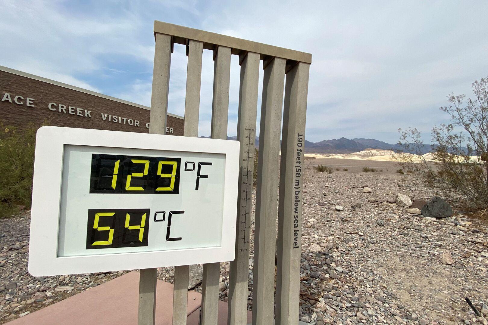 مدينة عربية تسجل أعلى درجة حرارة في العالم برفقة 10 مدن من العالم العربي