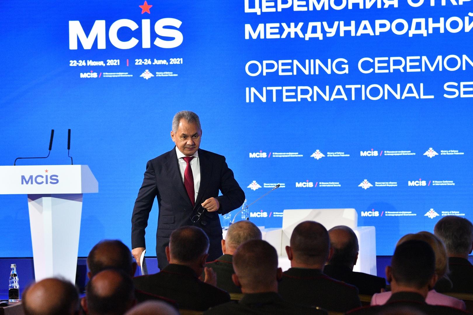 وزير دفاع روسيا يكشف أخطر تهديد في الشرق الأوسط وإفريقيا
