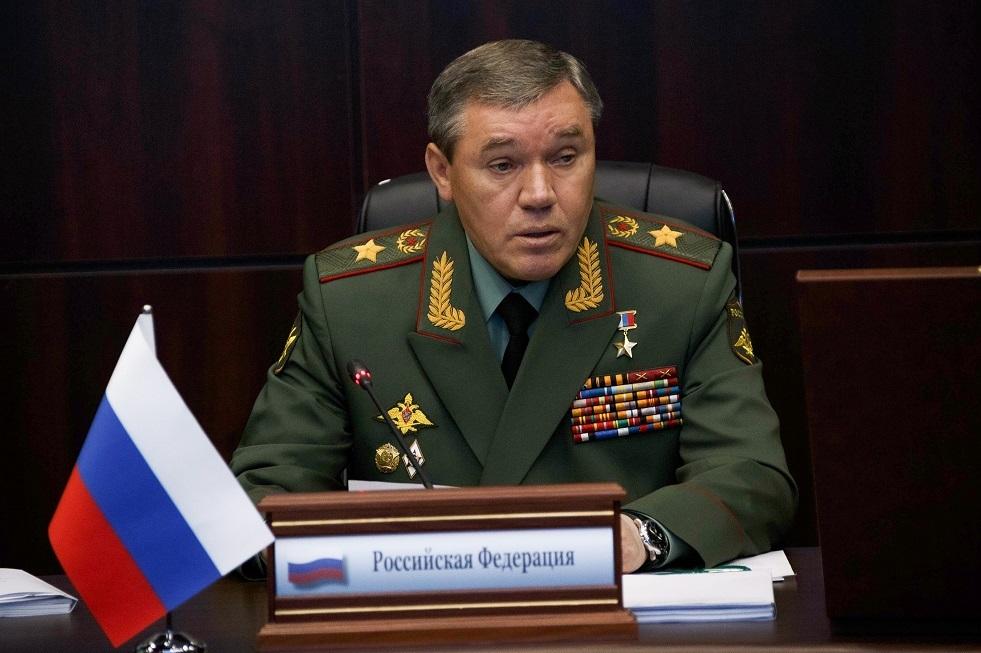 غيراسيموف يتحدث عن حق روسيا في استخدام الأسلحة النووية