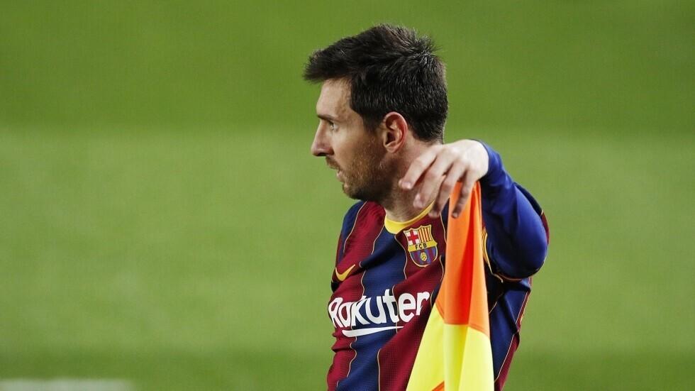 مصدر: ميسي أبلغ رئيس برشلونة بقراره النهائي حول مستقبله مع النادي