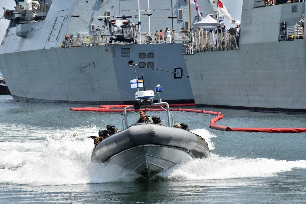 تعليق الدفاع البريطانية حول حادث مدمرة Defender في القرم