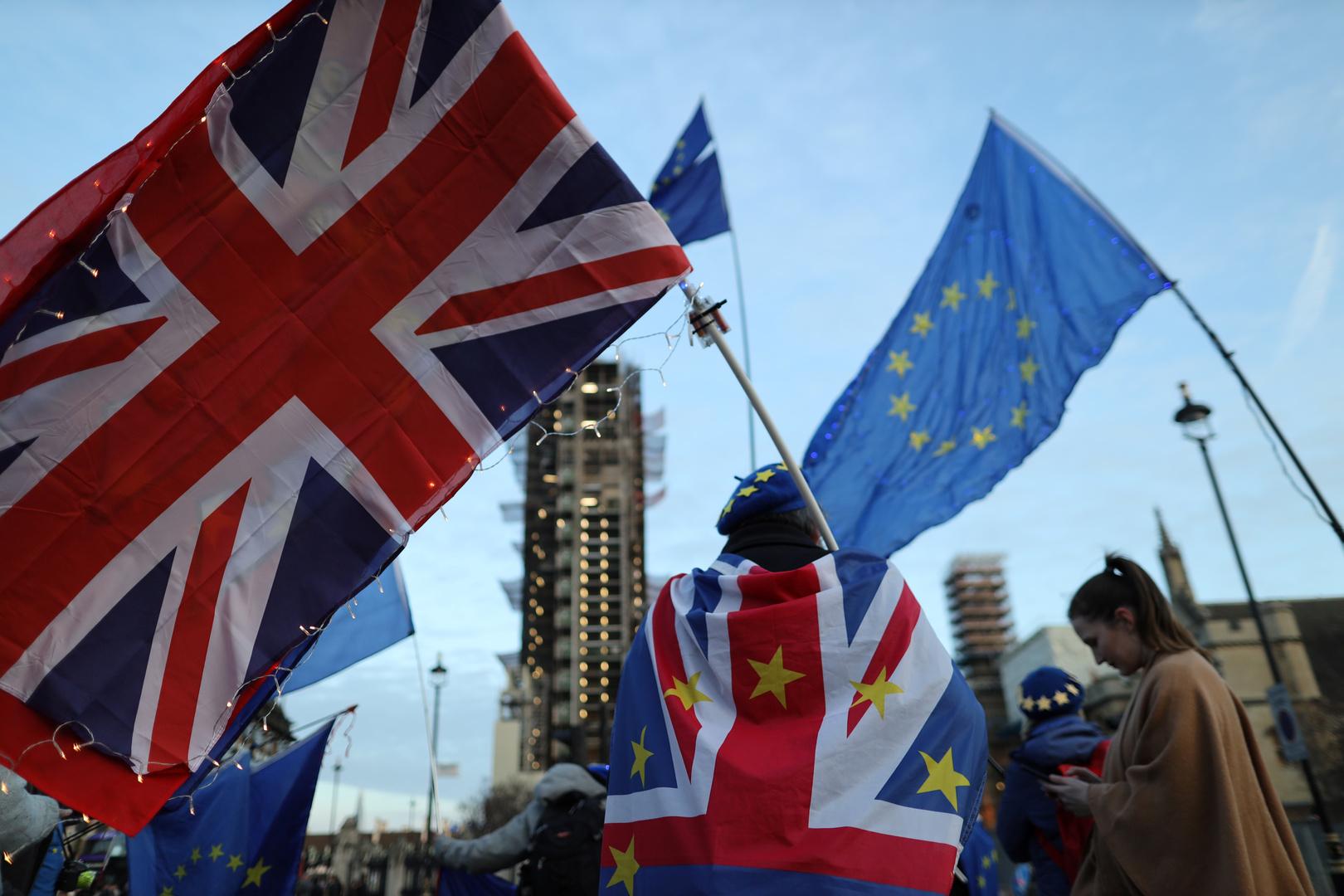 لندن ترفض تمديد مهلة مواطني الاتحاد الأوروبي لتمديد الإقامة