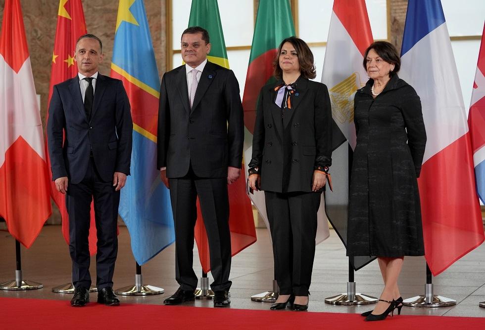 مؤتمر برلين 2 بشأن ليبيا
