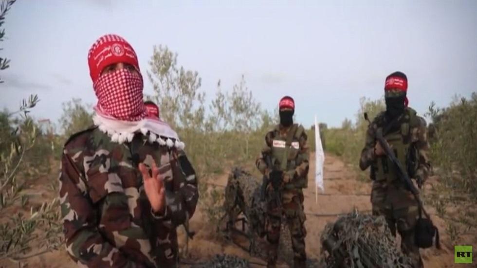 RT تدخل موقعا لكتائب المقاومة الوطنية بغزة
